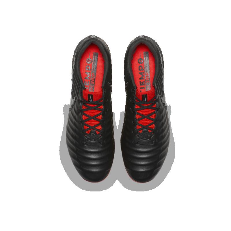 Nike Tiempo Legend VII Elite AG Pro Schwarz F001