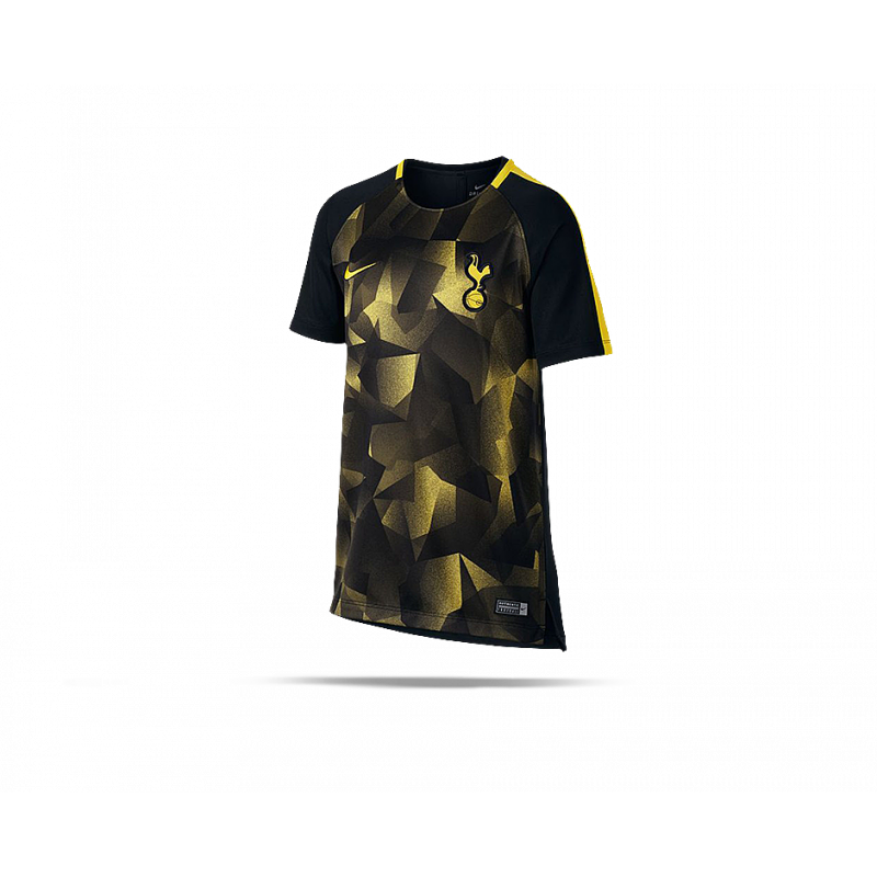 Nike Tottenham Hotspur Dry Squad Top T Shirt Kinder 010 In