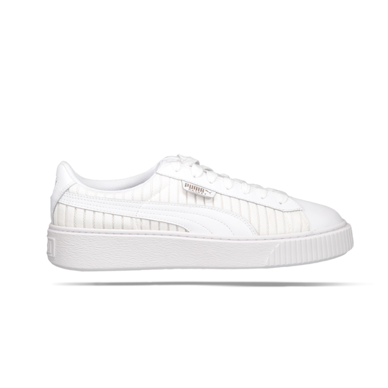 premium selection 63415 a4e18 PUMA Basket Platform EP Sneaker Damen (001)
