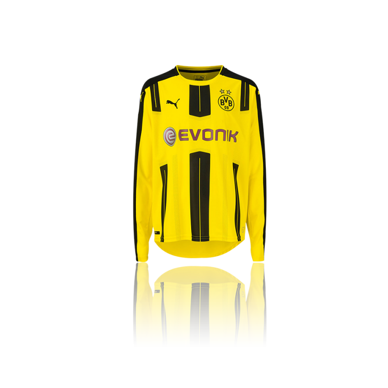 PUMA BVB Dortmund Trikot Home LA 16/17 (001) - Gelb
