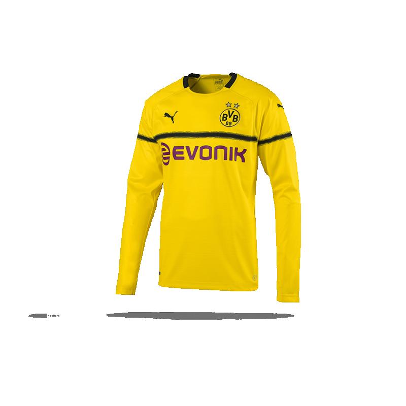 quality design 8dd96 d9f3f PUMA BVB Dortmund Trikot UCL LA 18/19 (011)