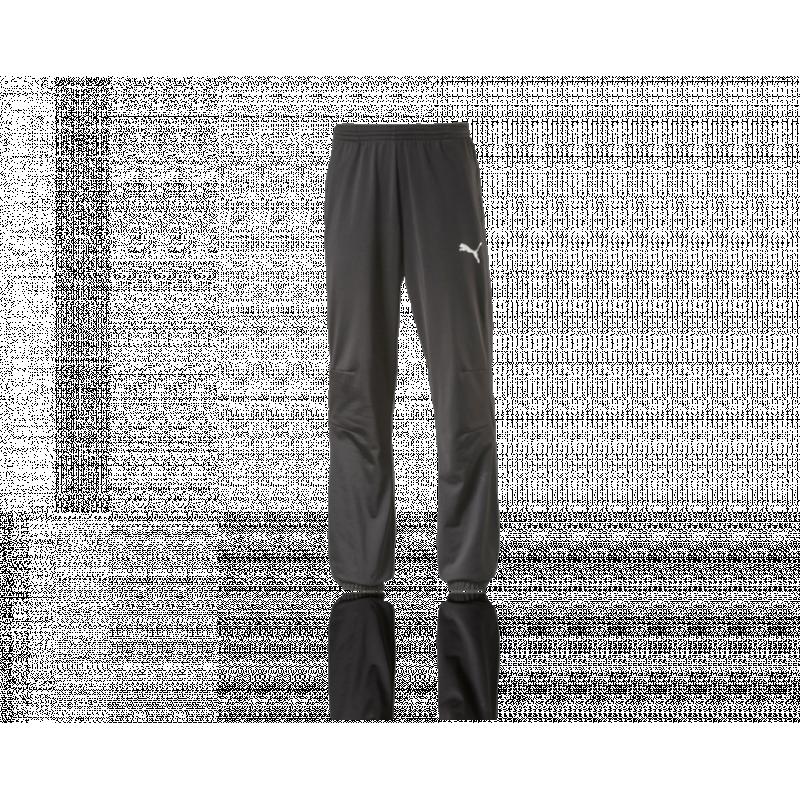 puma esito 3 tricot pant jogginghose kinder 003 in schwarz. Black Bedroom Furniture Sets. Home Design Ideas