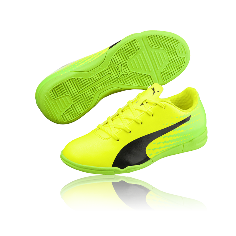 PUMA Evo Speed 17.5 IT Kinder (001) - Gelb