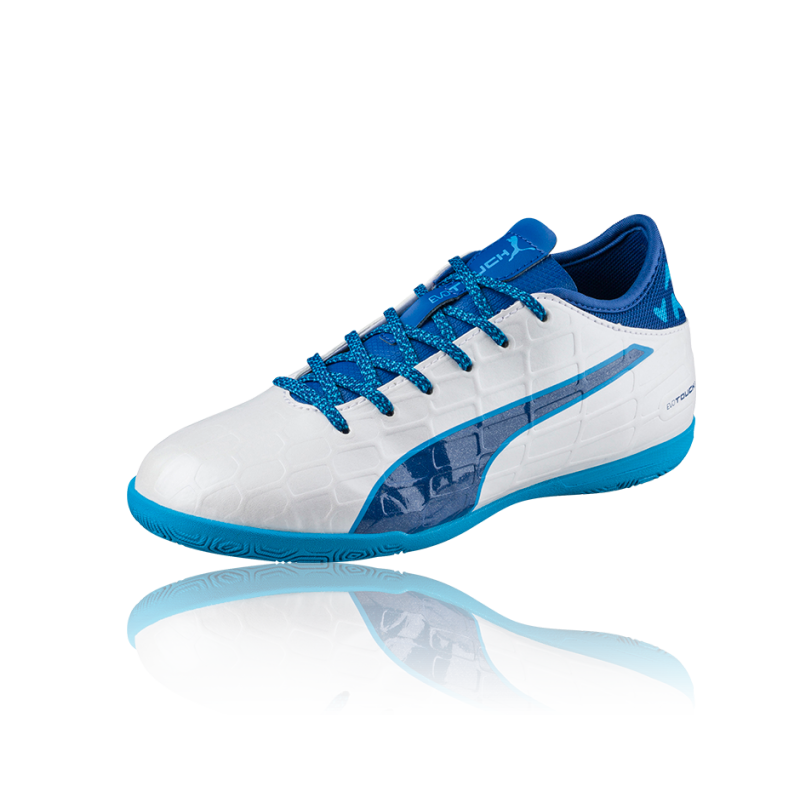 PUMA Evo Touch 3 IT Kinder (002) - Weiß