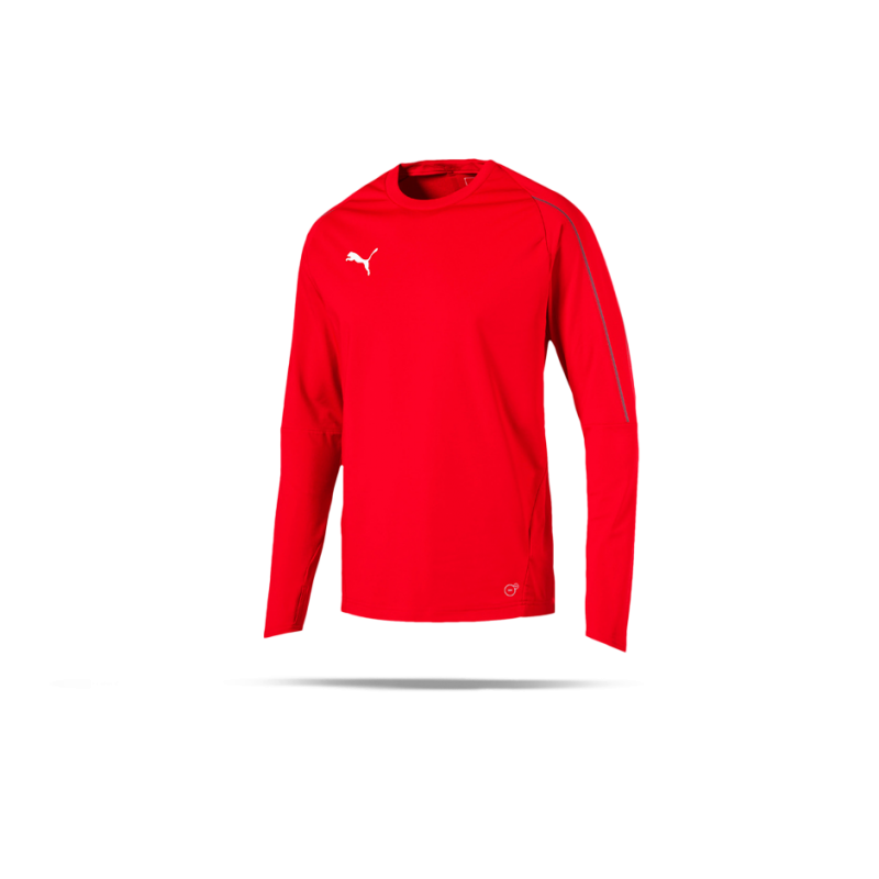 PUMA FINAL Training Sweatshirt (001)