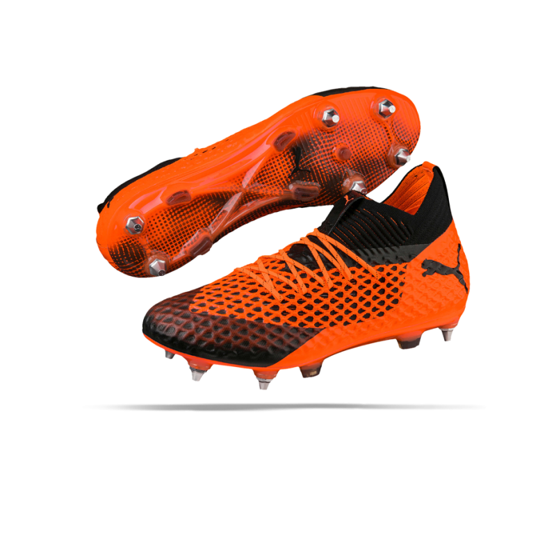 PUMA FUTURE 2.1 NETFIT Mix-SG (003) - Orange