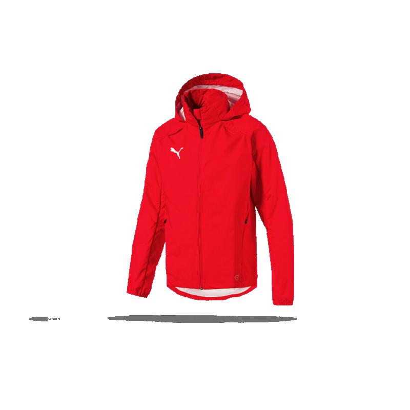 PUMA LIGA Training Rain Jacket Regenjacke (001)