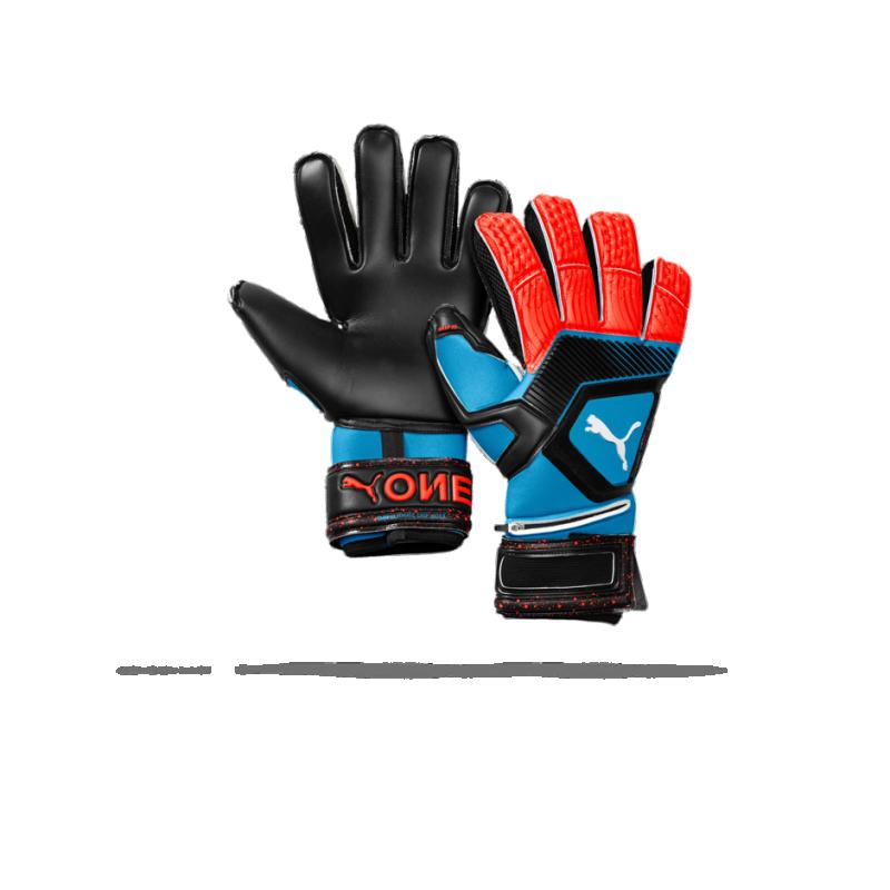 PUMA ONE Protect 1 TW-Handschuh (021) - Blau