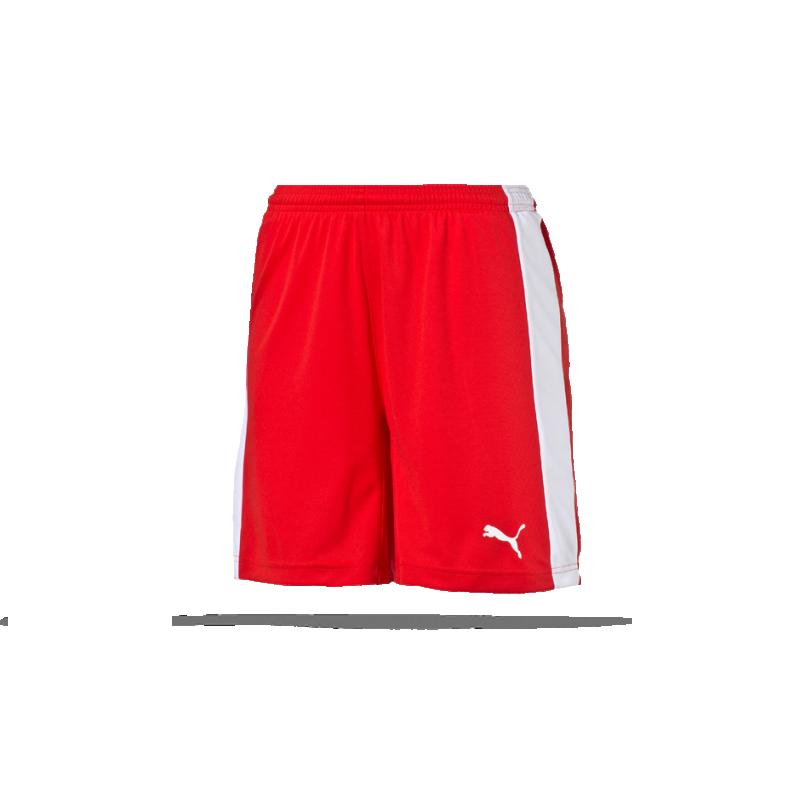 PUMA Pitch Short Hose kurz Damen (001) - Rot