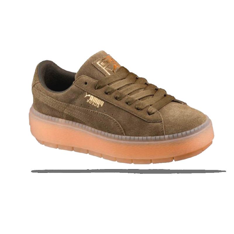 PUMA Platform Trace Sneaker Damen (003)