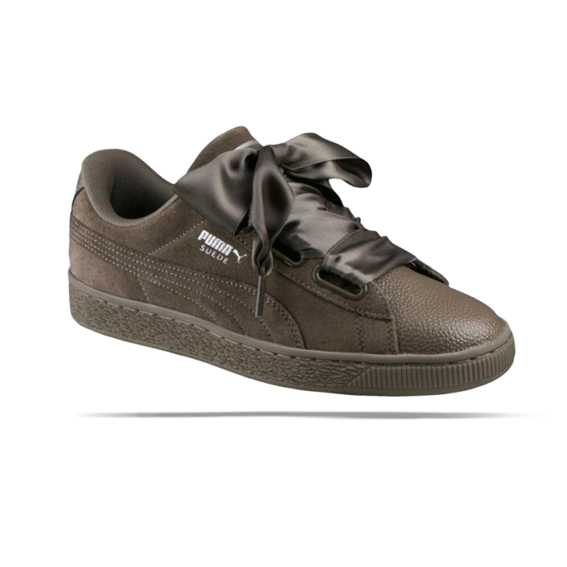 buy online 51cc4 52578 PUMA Suede Heart Bubble Sneaker Damen (003)