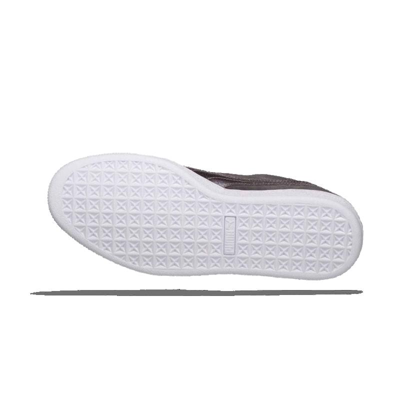 puma suede heart lunalux sneaker damen 01 in grau. Black Bedroom Furniture Sets. Home Design Ideas