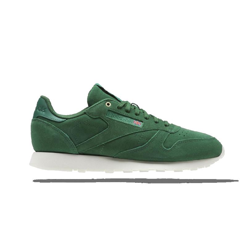 66e559f969e60 REEBOK Classic Leather MCC Sneaker (CM9607) in Grün