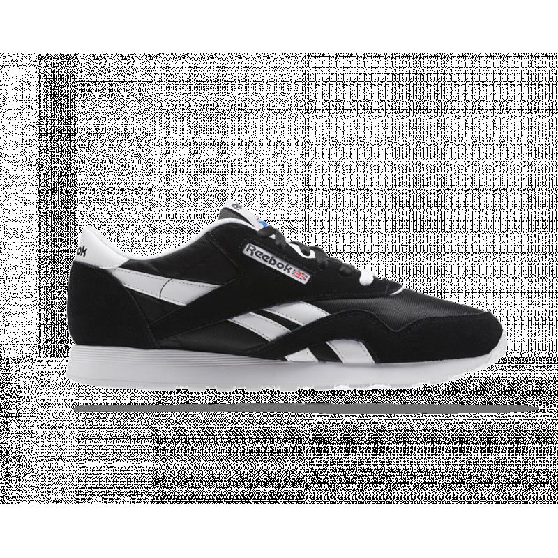 best service 0d891 aeabe REEBOK Classic Nylon Sneaker (6604) - Schwarz