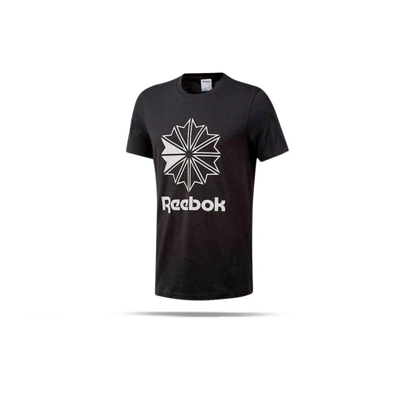 REEBOK Classics Big Logo Tee T-Shirt (DT8171) - Schwarz