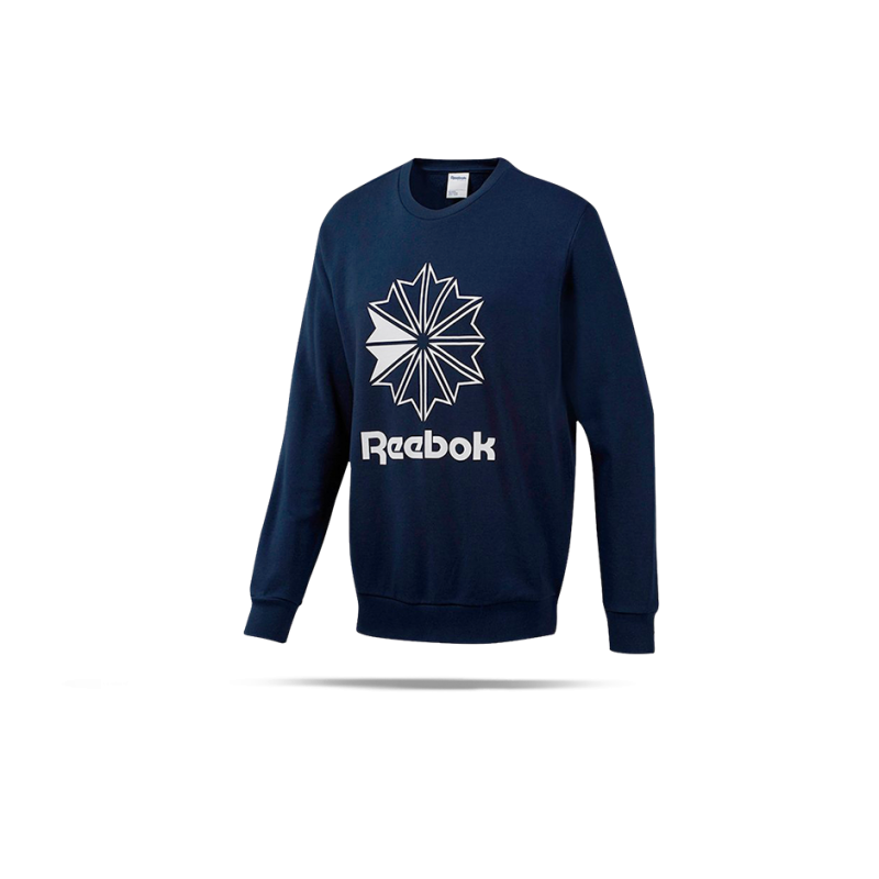 REEBOK Classics Starcrest Sweatshirt (DT8121) - Blau