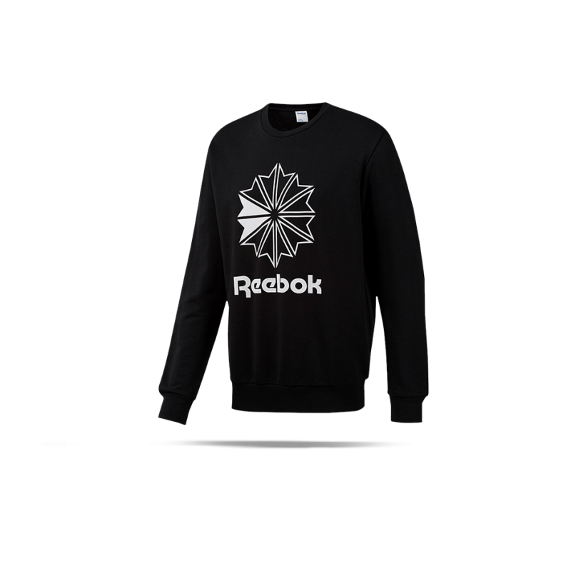 REEBOK Classics Starcrest Sweatshirt (DT8132) - Schwarz