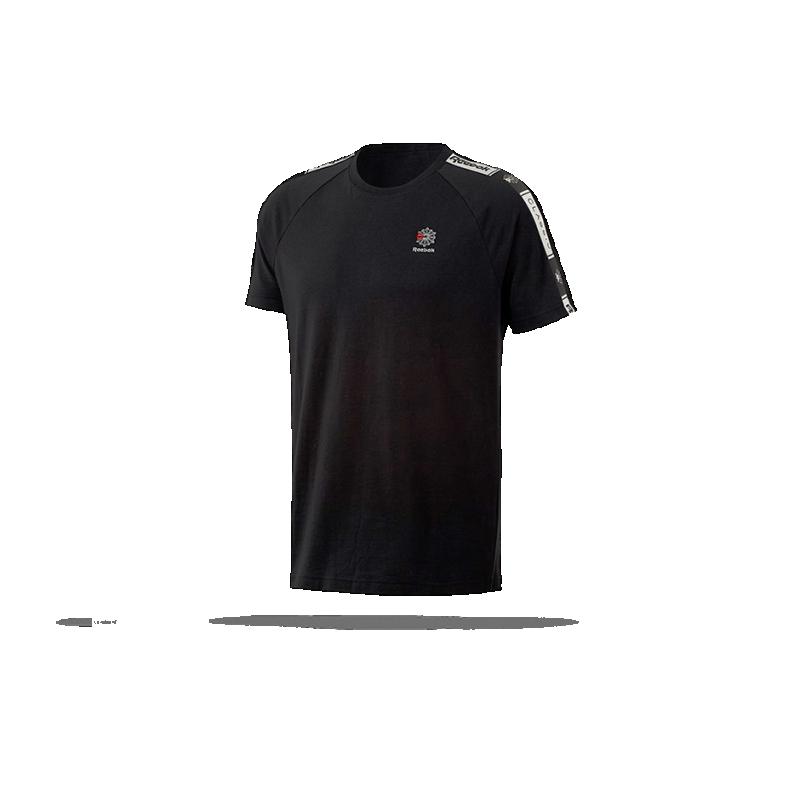 REEBOK Classics Taped Tee T-Shirt (DT8147) - Schwarz