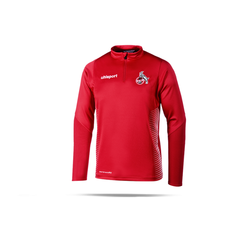 Uhlsport 1 Fc Köln Score 14 Zip Kinder In Rot