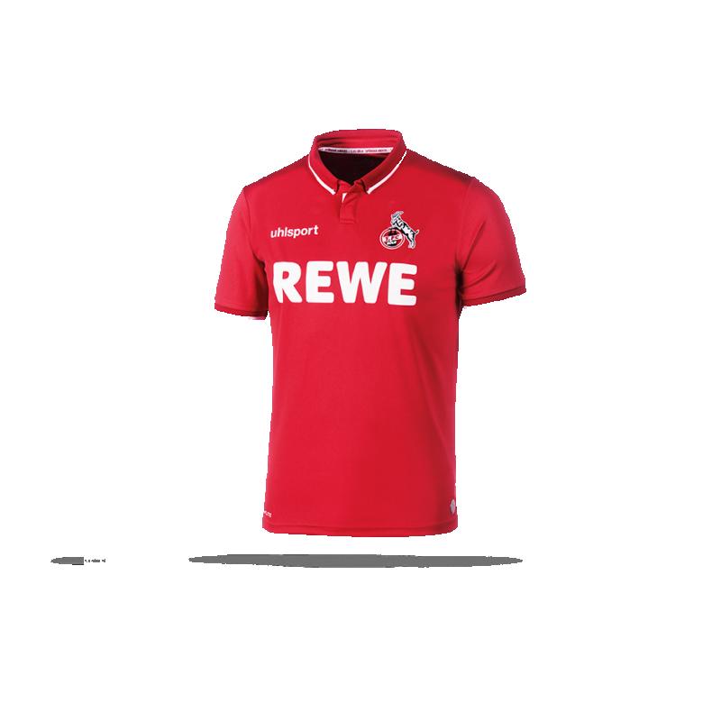 Uhlsport 1 Fc Köln Trikot Away Kinder 1819 In Rot