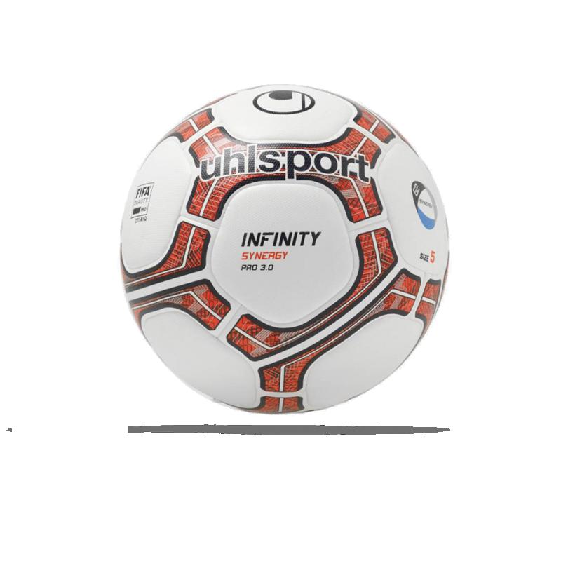 UHLSPORT Infinity Synergy Pro 3.0 Spielball Gr. 5 (001) - Weiß
