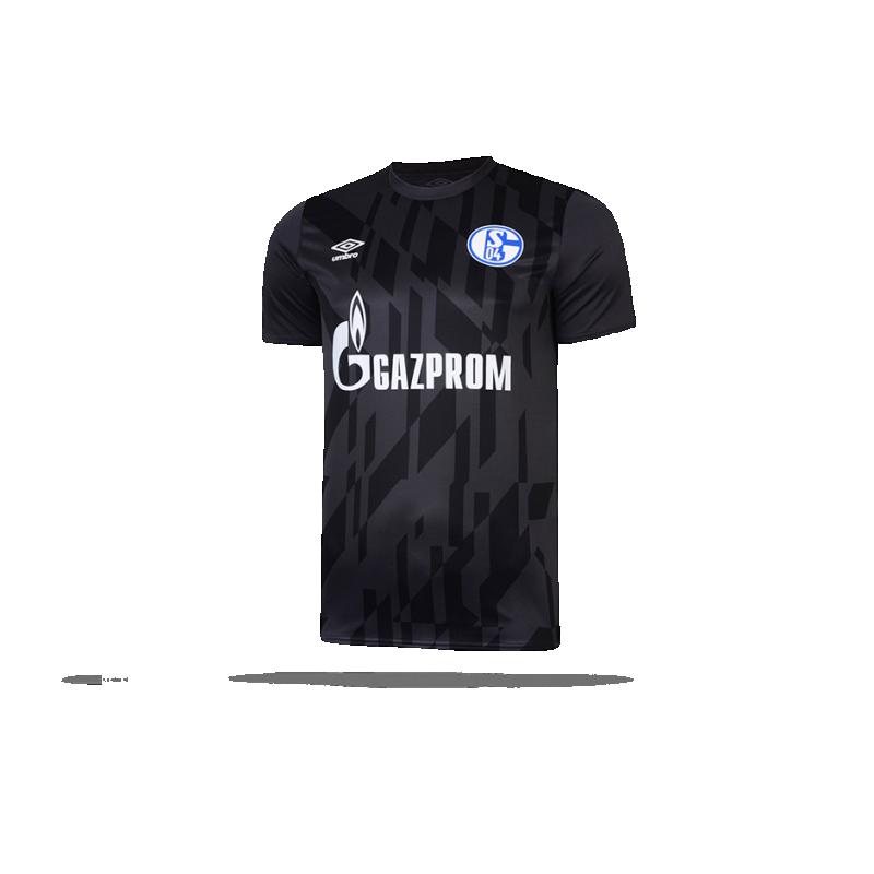 buy online f3a7b 20180 UMBRO FC Schalke 04 Jersey WarmUp T-Shirt Kinder