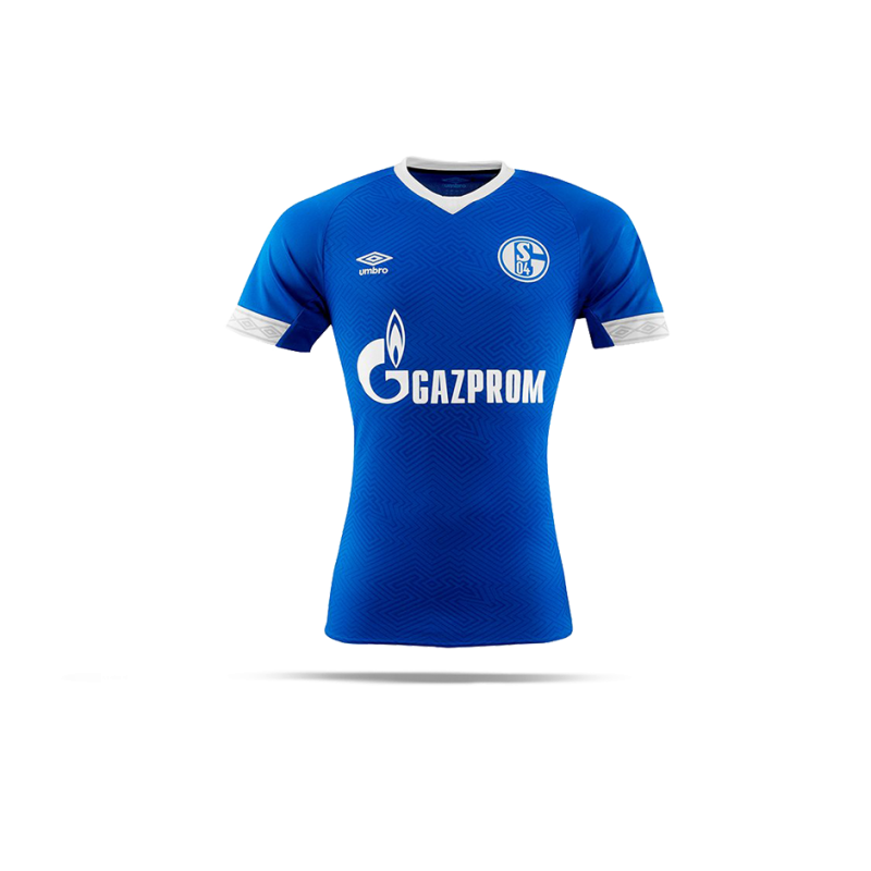 35be13b2da6 UMBRO FC Schalke 04 Trikot Home 18 19 (79277U) in blau