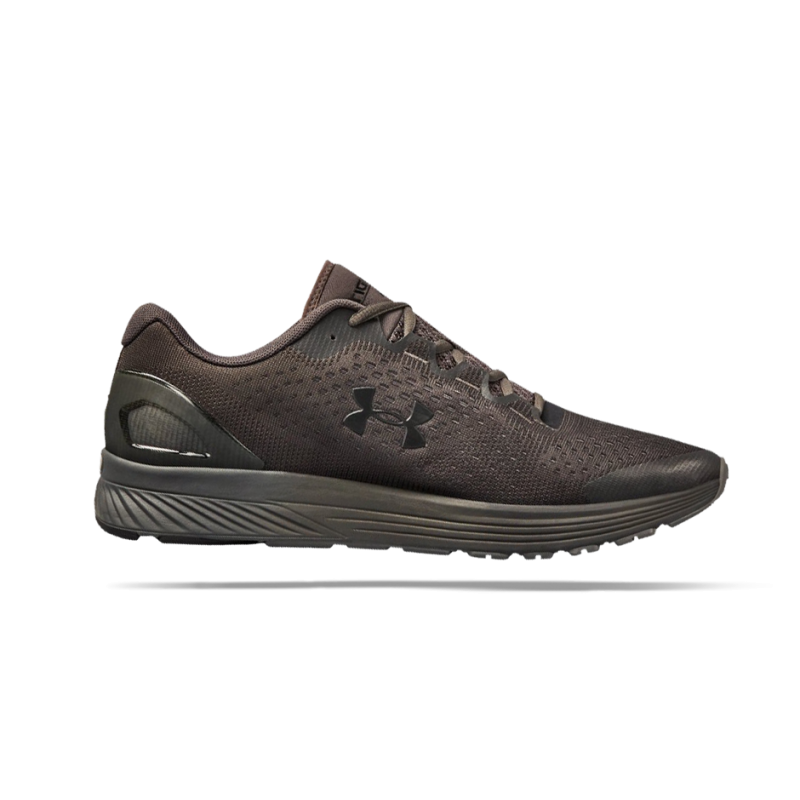 UNDER ARMOUR Charged Bandit 4 Running (008) - Schwarz