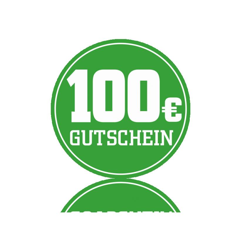 Wertgutschein 100 Euro -