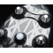 adidas ACE 17.1 Primeknit SG (BA9190) - Schwarz