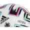 adidas Uniforia League 290g EM 2020 Fussball (FH7351) - Weiß