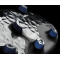 adidas X 16.2 FG (BB5633) - Schwarz