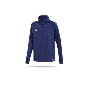 adidas-condivo-18-warm-top-sweatshirt-dunkelblau-teamsport-kaelte-funktionskleidung-training-ausdauer-sport-pullover-sweat-cv8973.png