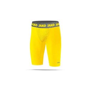 jako-compression-2-0-tight-short-gelb-f03-underwear-sportwear-training-funktion-retro-8551.png