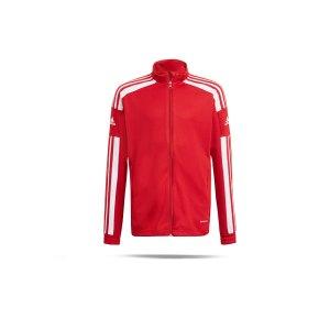 adidas-squad-21-trainingsjacke-kids-rot-weiss-gp6458-teamsport_front.png