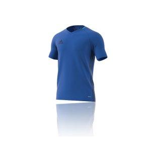 adidas-condivo-16-trainingsshirt-herren-maenner-man-erwachsene-sportbekleidung-verein-teamwear-kurzarm-blau-ab3061.png
