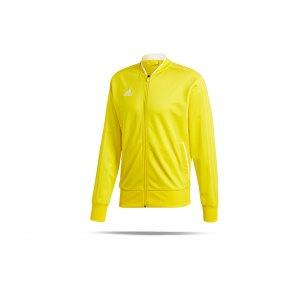 adidas-condivo-18-polyesterjacke-gelb-weiss-fussball-teamsport-football-soccer-verein-cf4320.png