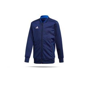 adidas-condivo-18-polyesterjacke-kids-dunkelblau-fussball-teamsport-football-soccer-verein-cf4334.png