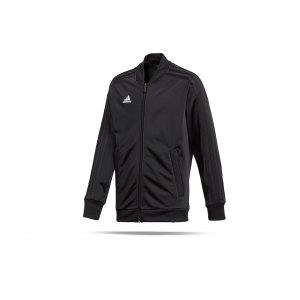 adidas-condivo-18-polyesterjacke-kids-schwarz-fussball-teamsport-football-soccer-verein-cf4338.png