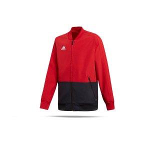 adidas-condivo-18-praesentationsjacke-kids-rot-fussball-teamsport-football-soccer-verein-bs0675.png