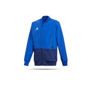 adidas-condivo-18-praesentationsjacke-kids-blau-fussball-teamsport-football-soccer-verein-cf3709.png