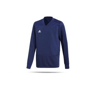 adidas-condivo-18-sweatshirt-kids-dunkelblau-fussball-teamsport-football-soccer-verein-cg0393.png