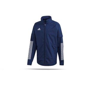 adidas-condivo-20-allwetterjacke-blau-weiss-fussball-teamsport-textil-allwetterjacken-ed9256.png