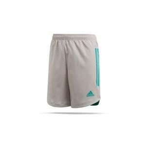 adidas-condivo-20-short-kids-grau-gruen-fussball-teamsport-textil-shorts-fs7169.png