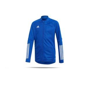 adidas-condivo-20-trainingsjacke-kids-blau-fussball-teamsport-textil-jacken-fs7100.png