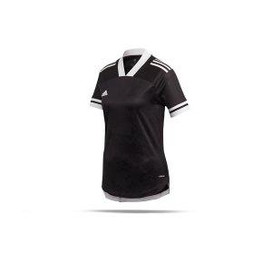 adidas-condivo-20-trikot-kurzarm-damen-schwarz-fussball-teamsport-textil-trikots-ft7245.png