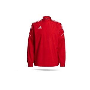 adidas-condivo-21-hybrid-sweatshirt-rot-weiss-gh7170-teamsport_front.png