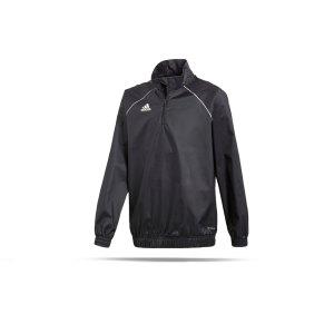 adidas-core-18-windbreaker-jacke-kids-schwarz-fussball-teamsport-textil-allwetterjacken-ce9055.png