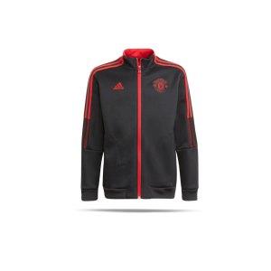adidas-manchester-united-jacke-kids-schwarz-gs0244-teamsport_front.png