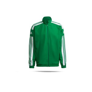 adidas-squadra-21-praesentationsjacke-gruen-weiss-gp6447-teamsport_front.png